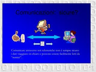 Comunicazioni:  sicure?