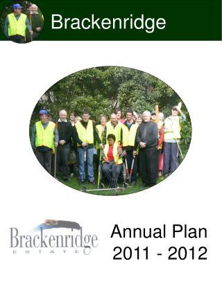 Annual Plan 2011 - 2012