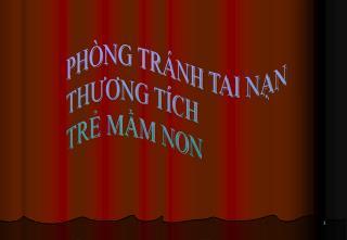 PH�NG TR�NH TAI N?N  TH??NG T�CH  TR? M?M NON