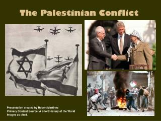 The Palestinian Conflict