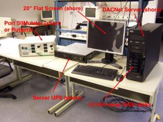 Server UPS (shore)