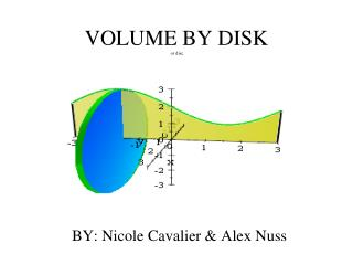 VOLUME BY DISK  or disc