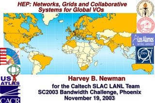 HEP: Networks, Grids and Collaborative Systems for Global VOs