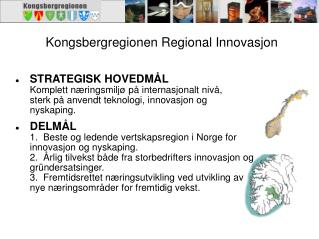 Kongsbergregionen Regional Innovasjon .