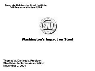 Washington's Impact on Steel