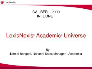 CALIBER   2009 INFLIBNET