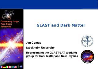 GLAST and Dark Matter