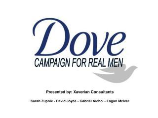 Presented by: Xaverian Consultants Sarah Zupnik - David Joyce - Gabriel Nichol - Logan McIver