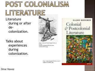 Post Colonialism Literature