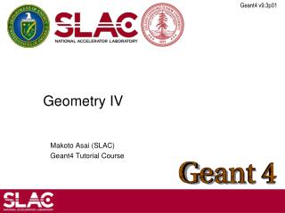 Geometry IV