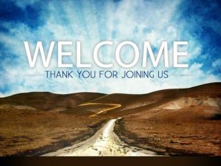 Sermon Series: Spirit Led Living Introduction