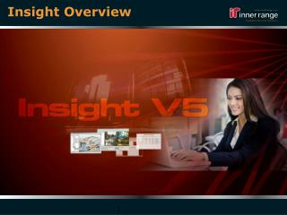 Insight Overview