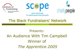 The Black Fundraisers' Network