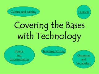 Covering the Bases with Technology