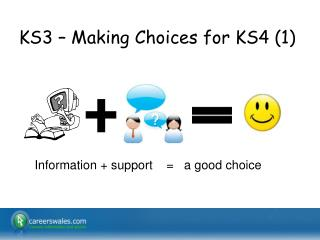 KS3 – Making Choices for KS4 (1)