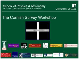 The Cornish Survey Workshop
