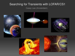 Searching for Transients with LOFAR/CS1