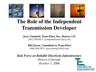 The National Transmission Grid  Most Major Paths are Congested Colorado is Transmission-Isolated