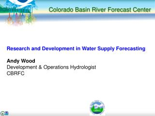 Colorado Basin River Forecast Center