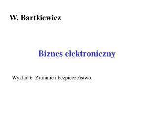 Biznes elektroniczny