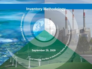 Inventory Methodology