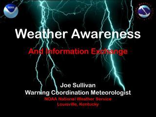Weather Awareness