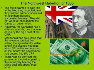 The Northwest Rebellion of 1885