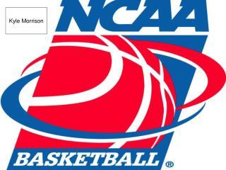 NCAA Basketball scavenger hunt