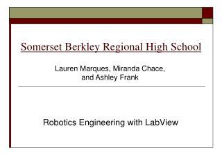 Somerset Berkley Regional High School