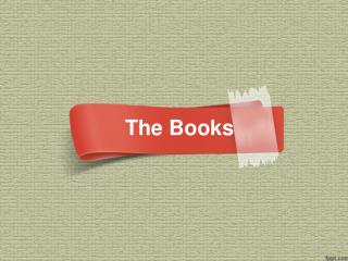 The Books