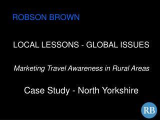 ROBSON BROWN