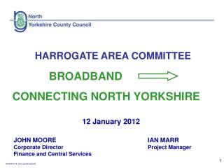 HARROGATE AREA COMMITTEE