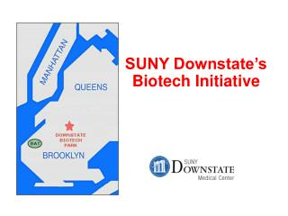 SUNY Downstate's Biotech Initiative
