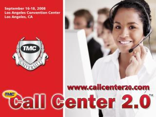 The Contact Center in a Web 2.0 world
