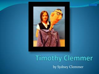 Timothy Clemmer