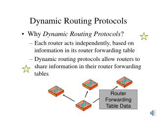 Dynamic Routing Protocols