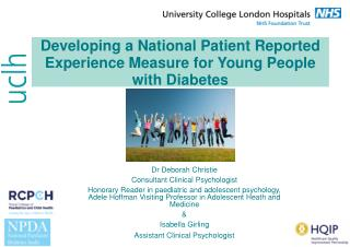 Developing a National Patient Reported Experience Measure for Young People with Diabetes