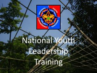 National Youth Leadership Training