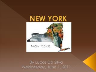 By Lucas Da Silva Wednesday, June 1, 2011