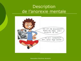 Association Boulimie Anorexie