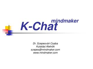 K-Chat