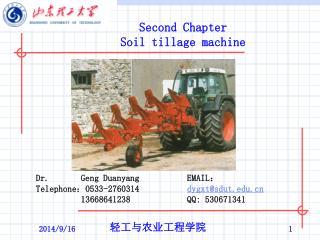 Dr.       Geng Duanyang Telephone : 0533-2760314           13668641238