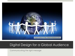Digital Design for a Global Audience