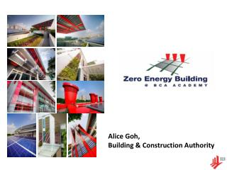 Alice Goh, Building & Construction Authority