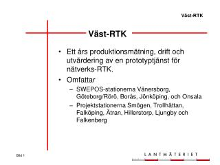 V�st-RTK