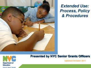 Overview of Extended Use  Process for Application Approvals Current procedures Guidelines