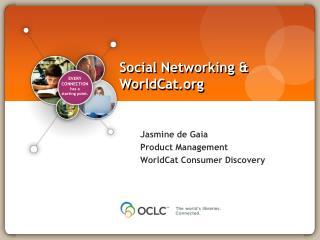 Social Networking & WorldCat