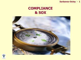 COMPLIANCE & SOX