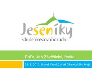 25. 3.  2013,  Litovel, Krajský úřad Olomouckého kraje