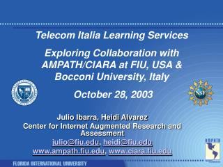 Telecom Italia Learning Services